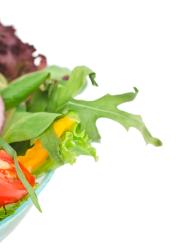 salade du restaurant