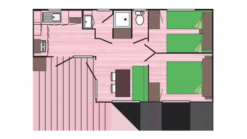 mobil homes type d plan
