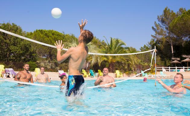 activites sportive sur l'espace aquatique